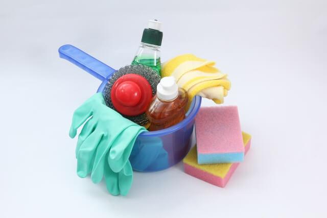 風呂掃除の道具セット