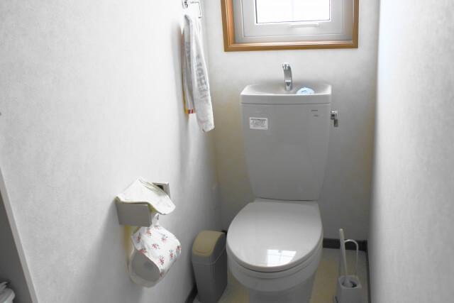 トイレの掃除したい箇所