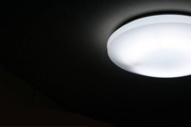 部屋のシーリングライト