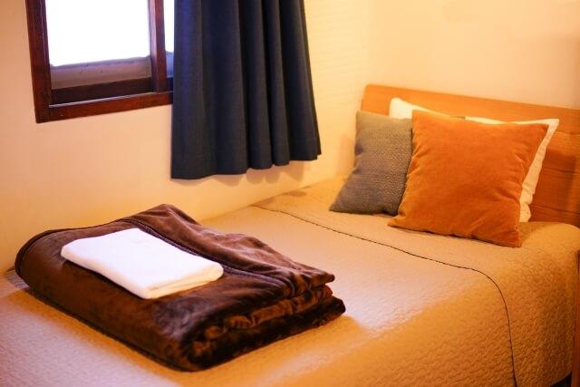 寝具とベッド